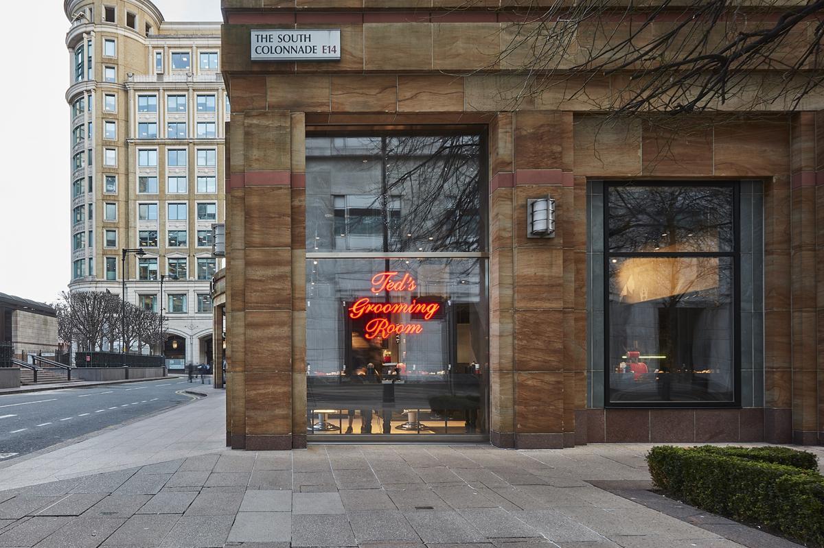 Barber Shop Cabot Place