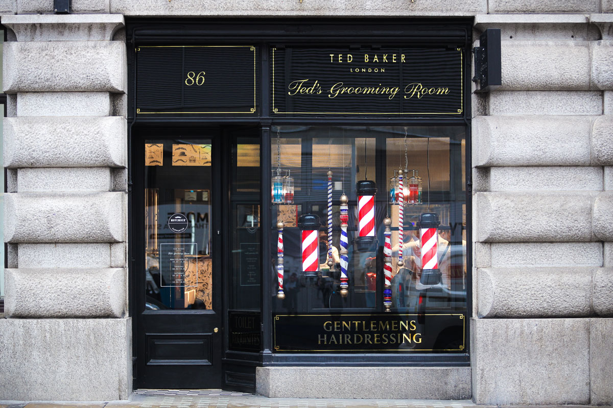 Barbers in Moorgate