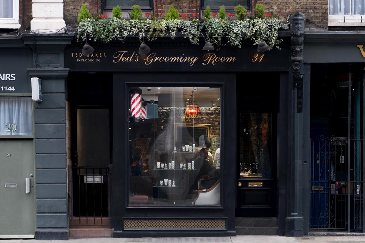 Barber Shop Holborn