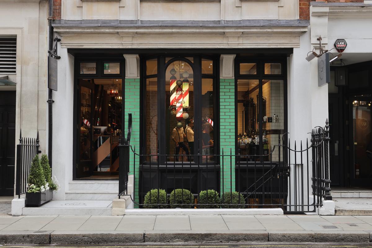 Barber Shop Regent Street