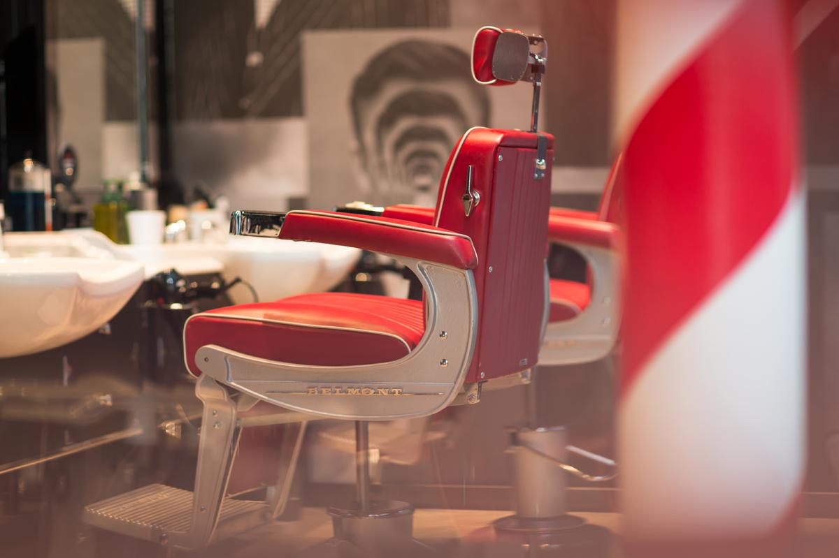 Barber Shop Tower 42