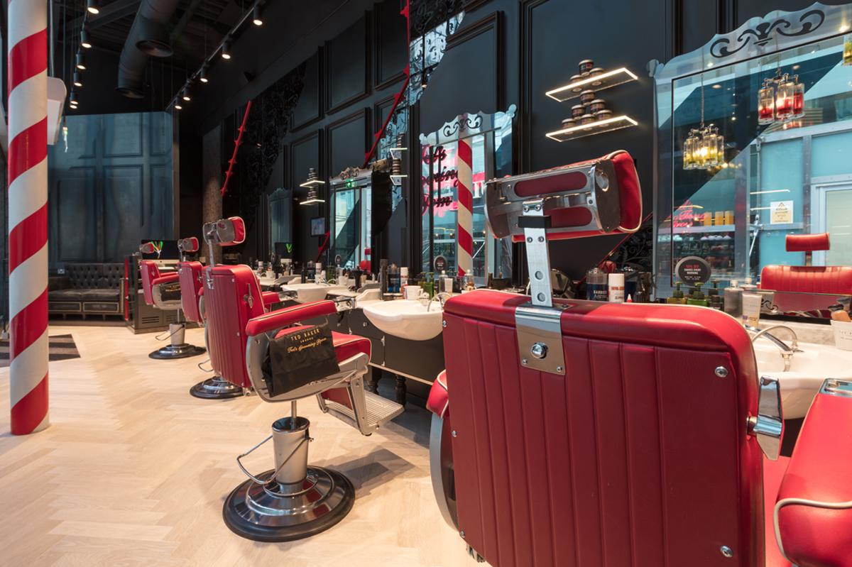 Ted's Grooming Room - Barbers in Liverpool Street