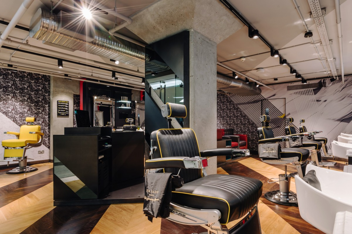Ted's Grooming Room - Barbers in Churchill Place