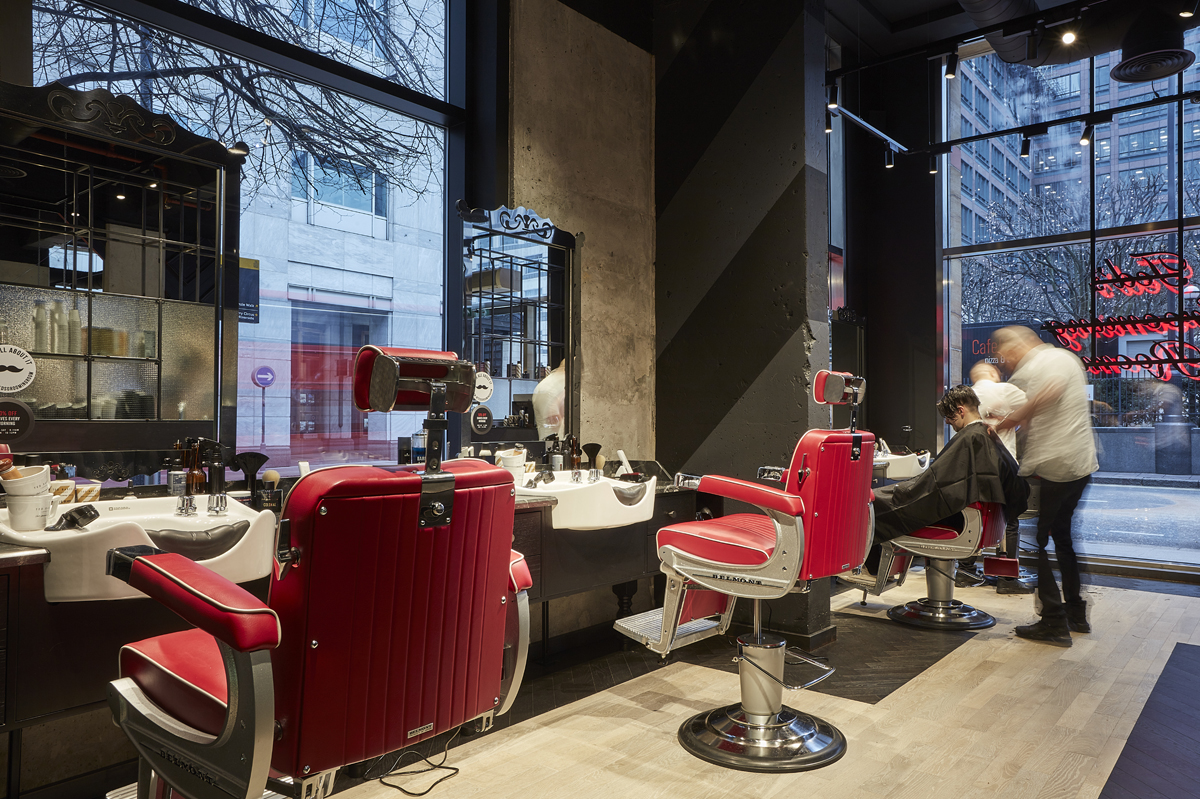 Ted's Grooming Room - Barbers in Cabot Place