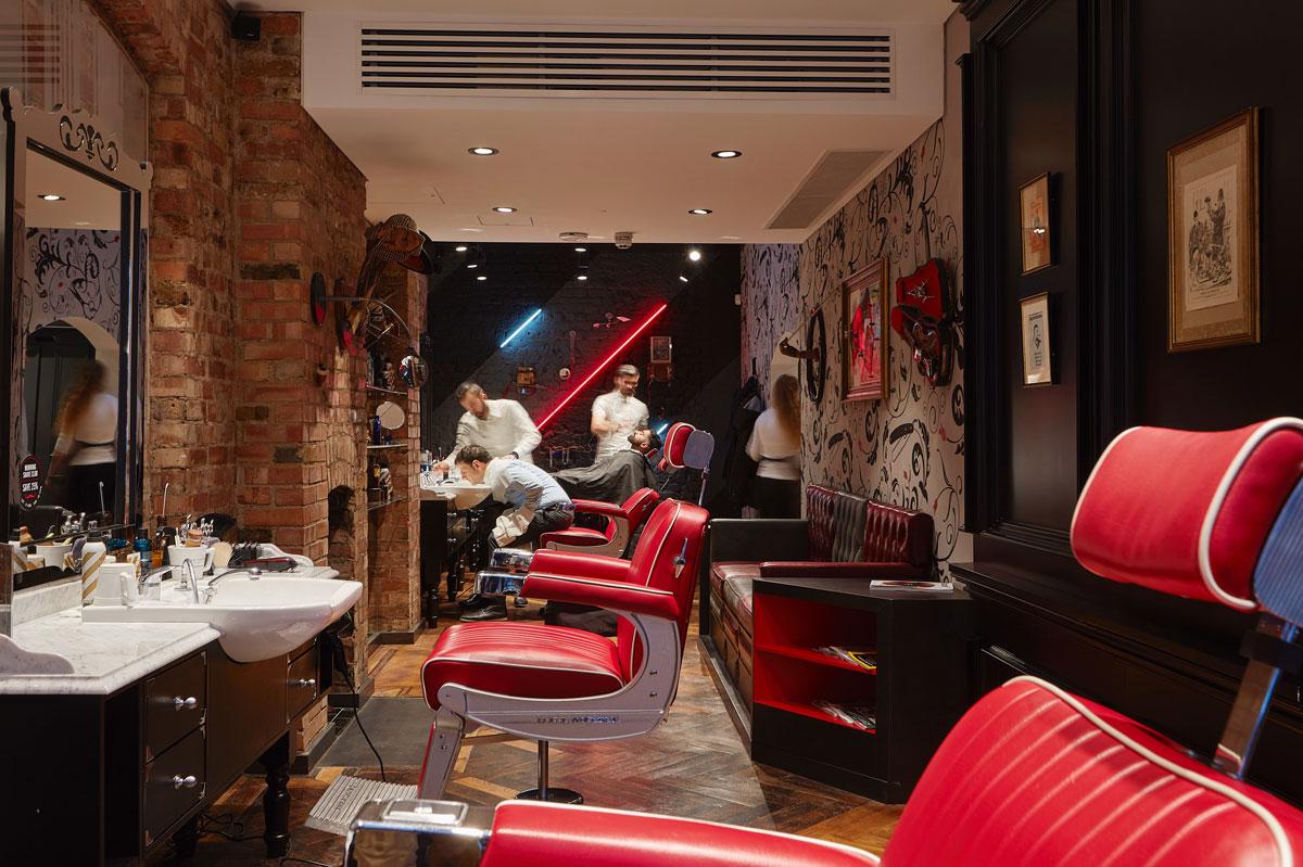 Dorset Street Barbers