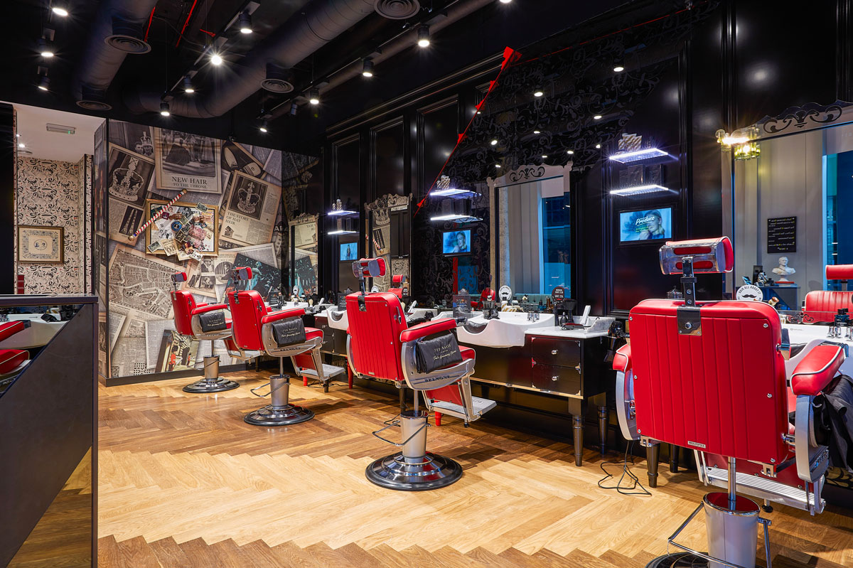 Ted's Grooming Room - Barbers St James Park