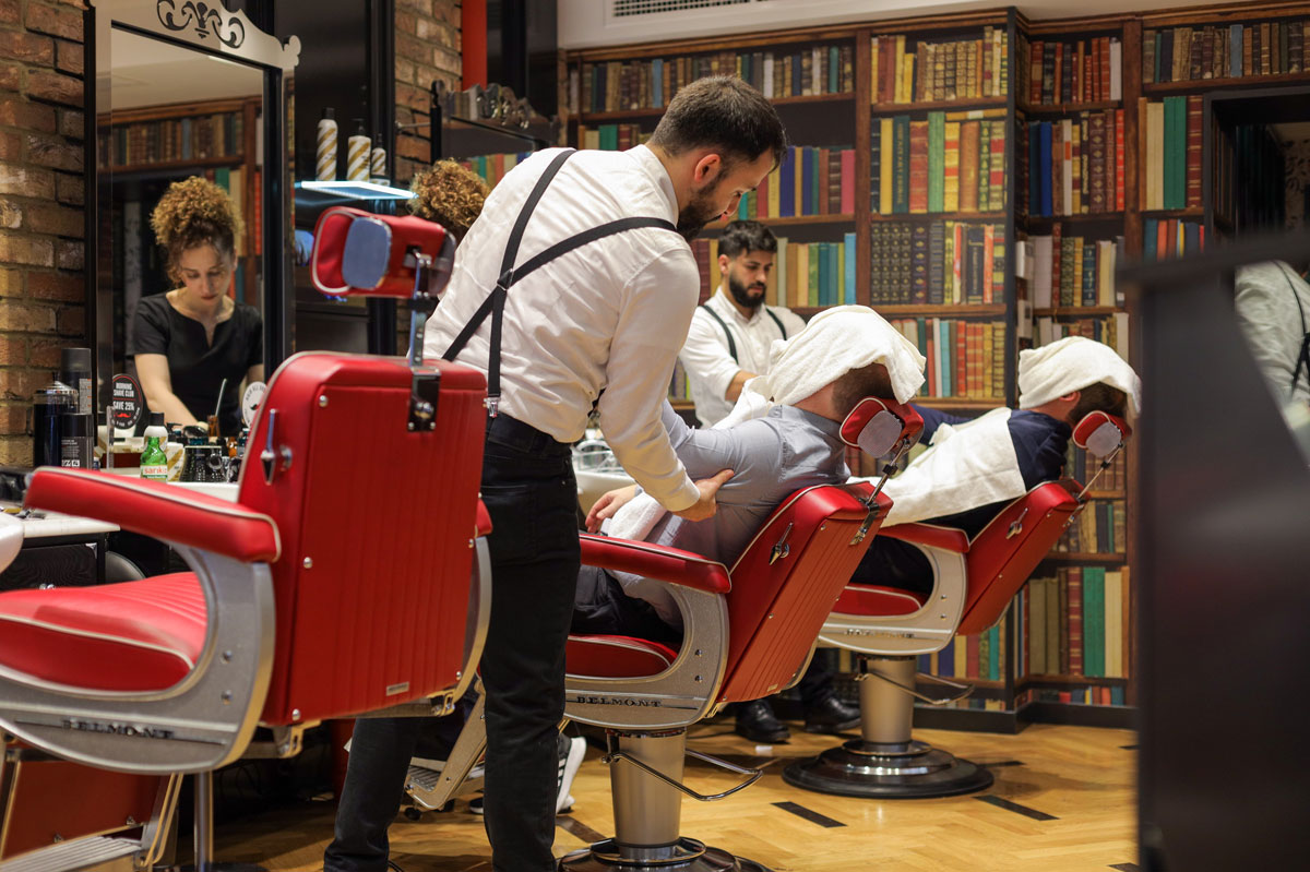 Ted's Grooming Room - Curzon Street