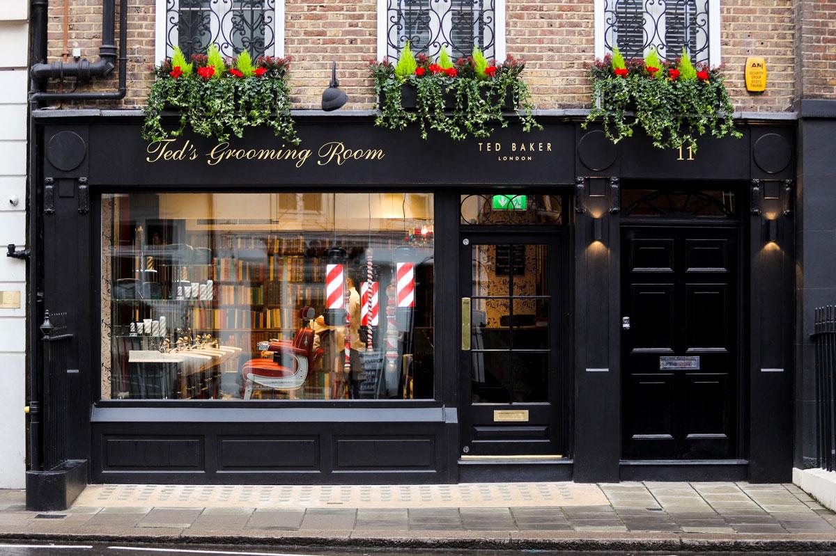 Barber Shop Mayfair