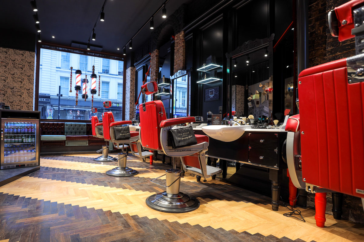 Barber Shop New Oxford Street