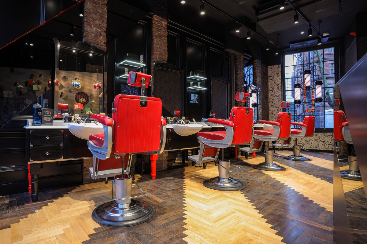 Ted's Grooming Room - Barbers in Bloomsbury