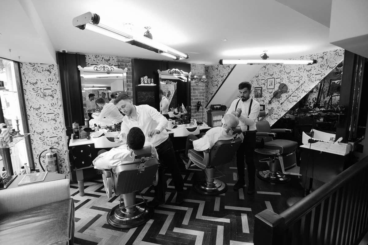Ted's Grooming Room - Barbers in Mayfair