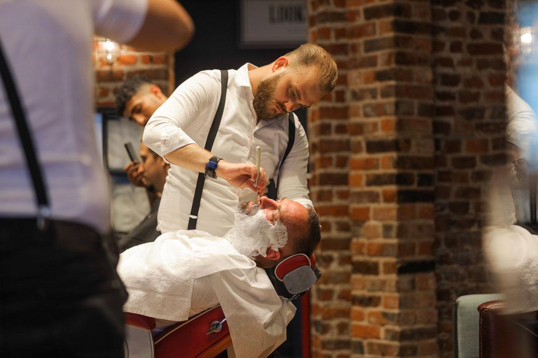 Great Queen Street Barber Shop