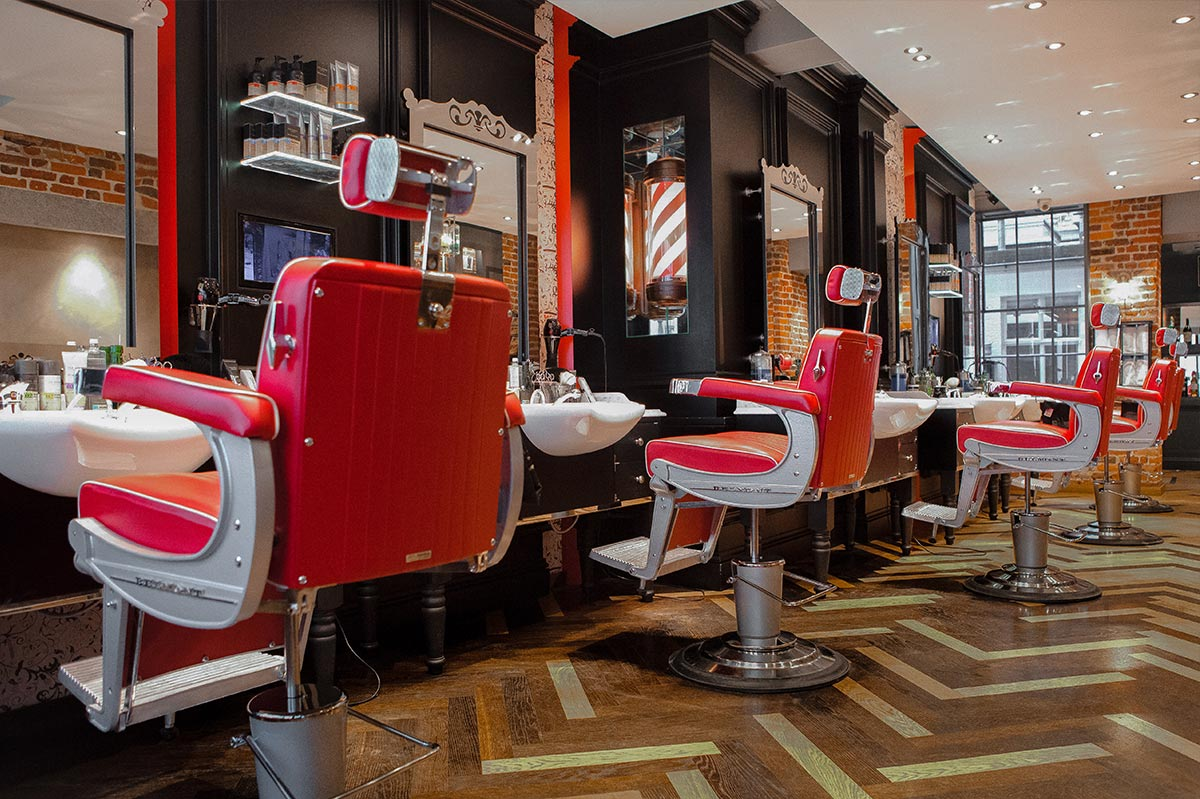 Ted's Grooming Room - Barbers in Covent Garden